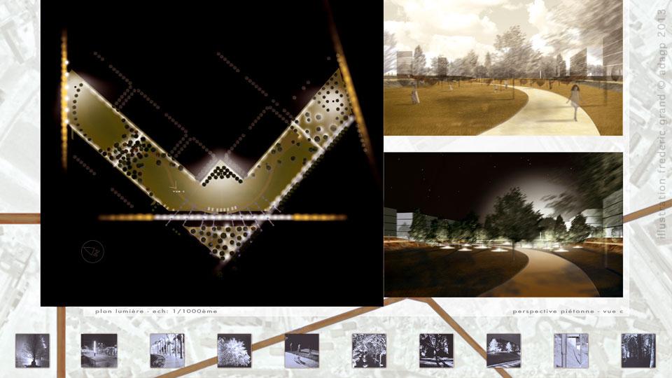 perspective en architecture panneau. Black Bedroom Furniture Sets. Home Design Ideas